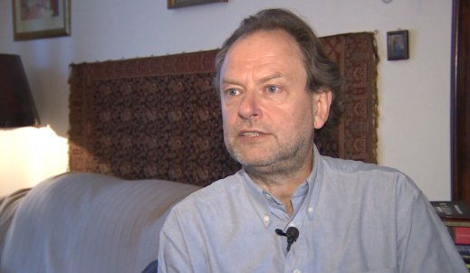 O pracy w Agencji Reutera opowiada Wojciech Żurawski