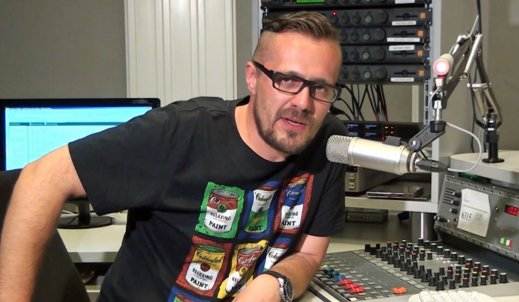 Tomasz Buszewski o tym co jest ważne w pracy radiowca