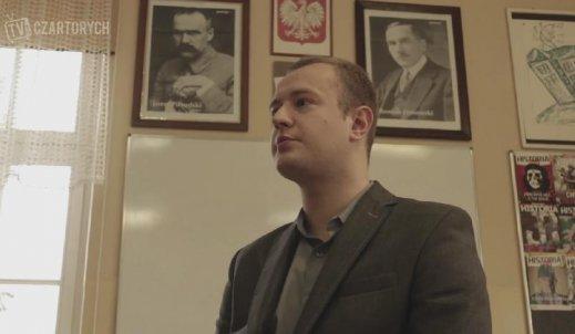 5 pytań do pana Pawła Rafalskiego!