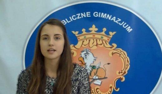 GimNews.tv pierwsze wydanie wiadomości