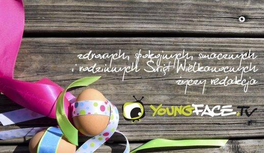 Świąteczne życzenia od YoungFace.TV
