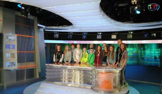 TVSP1 w Telewizji Polskiej w Warszawie