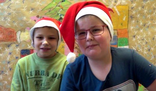 Życzenia świąteczne HO HO HO!!!