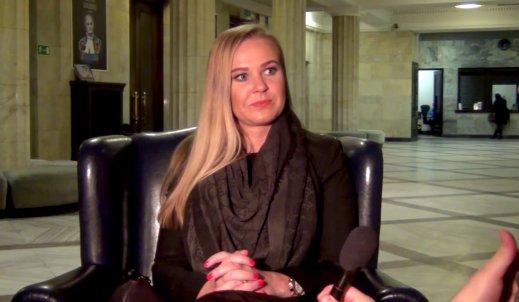 Karolina Hytrek-Prosiecka opowiada o dziennikarstwie ekonomicznym