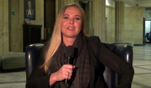 Karolina Hytrek-Prosiecka opowiada o pracy współczesnego dziennikarza