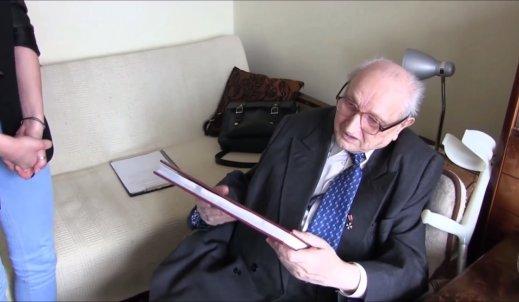 Wywiad z p. Janem Żądło, byłym żołnierzem Armii Krajowej