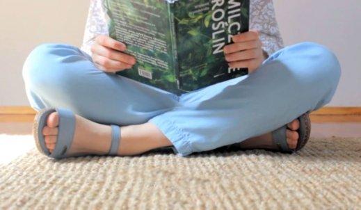 """Autobiografia"" – spot promujący czytelnictwo"