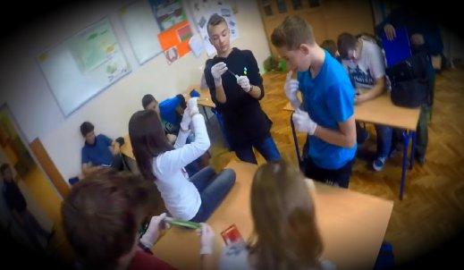 Manekin Challenge – Rajska Szkoła 2016