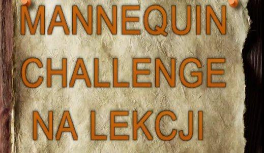 MANNEQUIN CHALLENGE NA LEKCJI TECHNIKI