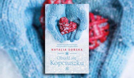 """Niezwykła moc Tatr – recenzja książki """"Obudź się, Kopciuszku"""""""