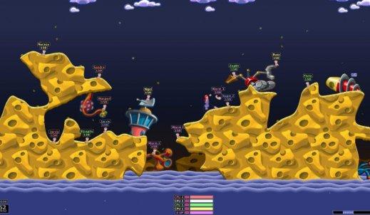 Worms Armageddon: gra wiecznie żywa