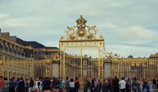 Najpiękniejszy pałac w całej Europie! | Francja / Paryż [ODC. 2]