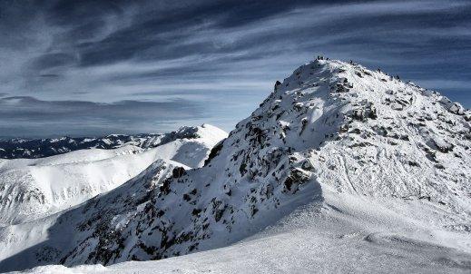 Refleksje w Tatrach