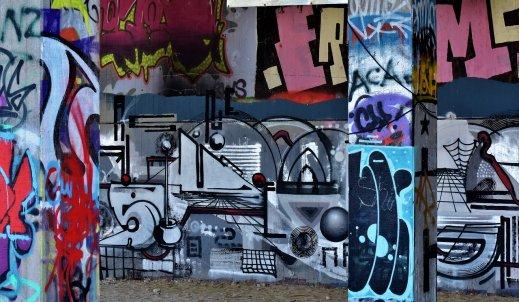 Sztuka uliczna czy symbol wandalizmu?