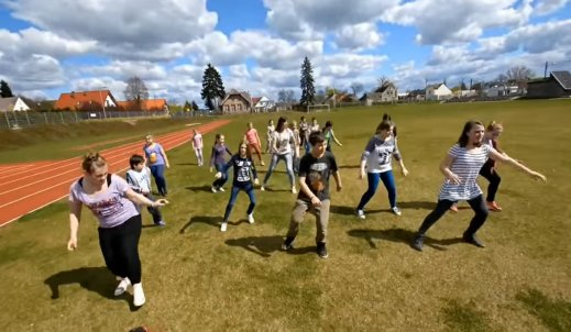 Taniec w Bogdańcu