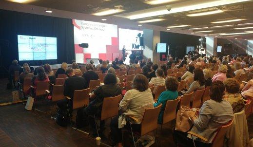 YoungFace.TV na Kongresie Rozwoju Systemu Edukacji w Warszawie