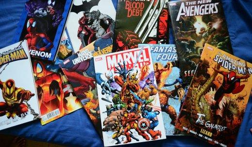 Komiksy – czy warto je czytać?