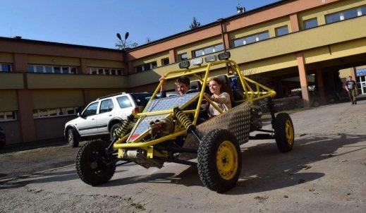 Prezentacja kierunków kształcenia w ZST – technik pojazdów samochodowych, mechanik pojazdów samochodowych