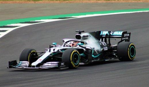Kuriozum w Grand Prix Rosji