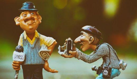Co powinno się dziennikarzowi, dziennikarce chcieć, czyli o etyce w dziennikarstwie
