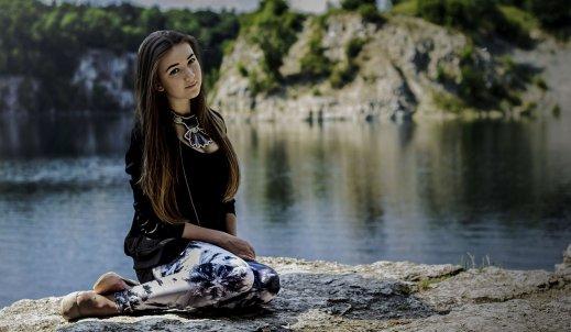 Portret modowy – Angela Sz.