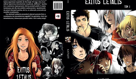 """Recenzja komiksu """"Exitus Letalis"""""""