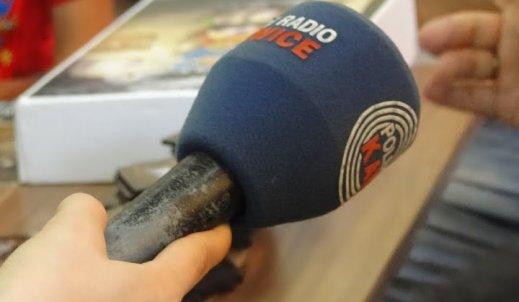 """Radio Katowice odkrywa """"Tajemnice Srebrnego Miasta"""" w naszej szkole!"""