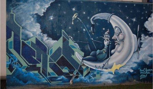 Graffiti – sztuka czy przejaw chuligaństwa?