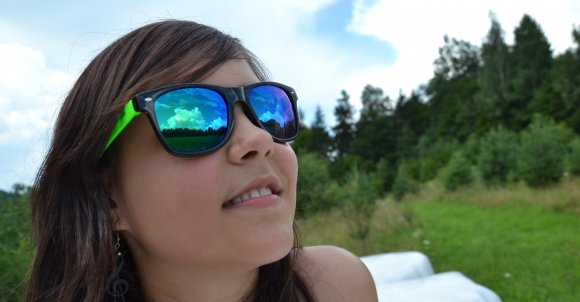Czarodziejskie niebo :)