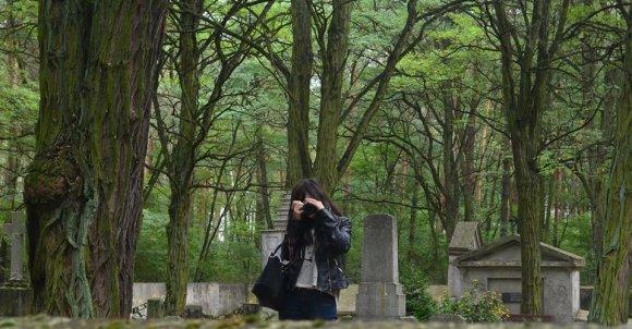 Fotografujemy nie tylko przyrodę, siebie oczywiście też! :)