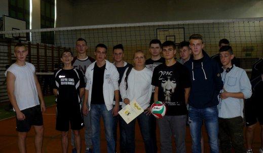 II miejsce w XIV Międzynarodowym Turniej Piłki Siatkowej Chłopców w Skoczowie
