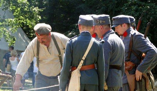 Odzyskanie Niepodległości w 1918 roku