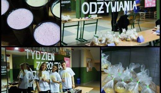 Tydzień Zdrowego Żywienia:) w ZS nr 1:) Z dedykacją dla Pana Przemka:)
