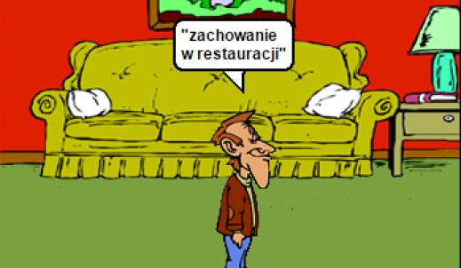 Zachowanie w restauracji