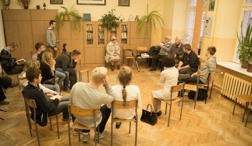 Spotkanie z kombatantami