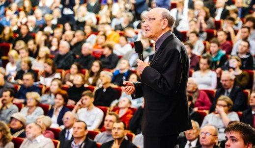 O wszechświecie i moralności – wykład prof. Michała Hellera