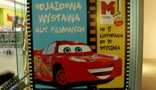 Odjazdowa wystawa aut filmowych