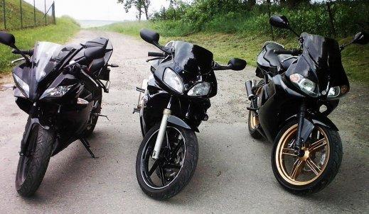 Motocyklista doskonały – wywiad z pasjonatem