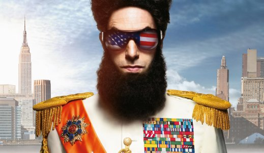 Dyktator humoru – recenzja