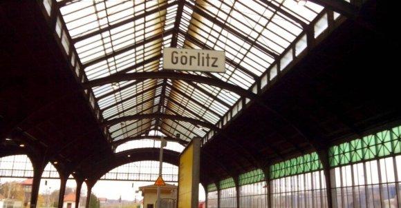 Dworzec Görlitz
