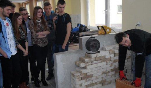Szkolenie pionu budowlanego