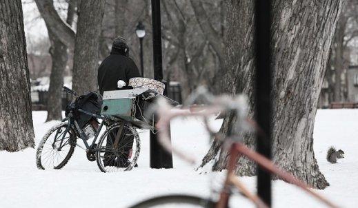 Kończy się zima – nie dla wszystkich taka sama
