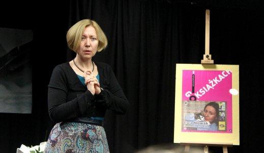 Spotkanie autorskie z Ewą Nowak