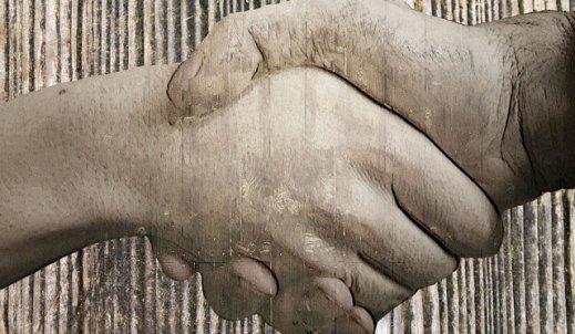 Nie lękaj się, podam Ci swoją dłoń…
