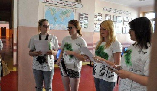 Przyszłym uczniom Gimnazjum Publicznego w Dębnie będzie tu dobrze – relacja z Dni Otwartych