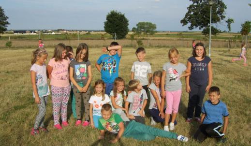 Zielona szkoła – dzień 1