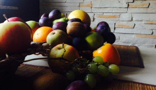 Zawsze jest pora na jabłko, marchewkę i pomidora!