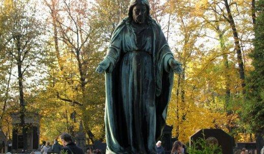 Mater Dolorosa – Bytomskie Powązki