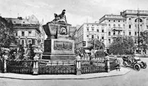 Nieistniejący pomnik