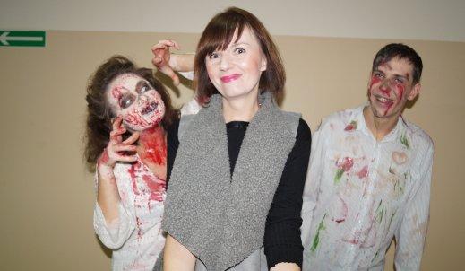 Charytatywny Halloween w Żychlinie